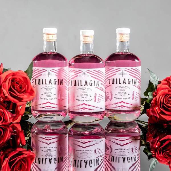 Tuilagi Premium Pink Gin