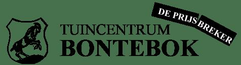 Tuincentrumbok Bontebok logo