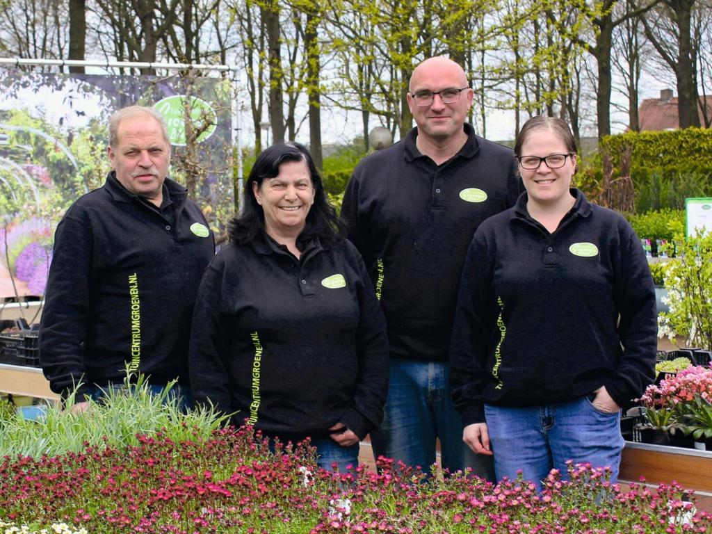 Tuincentrum Groenen Contact