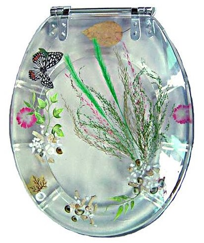 decorative-toilet-seats-butterflies-flowers