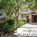 Malagas Hotel naby Swellendam