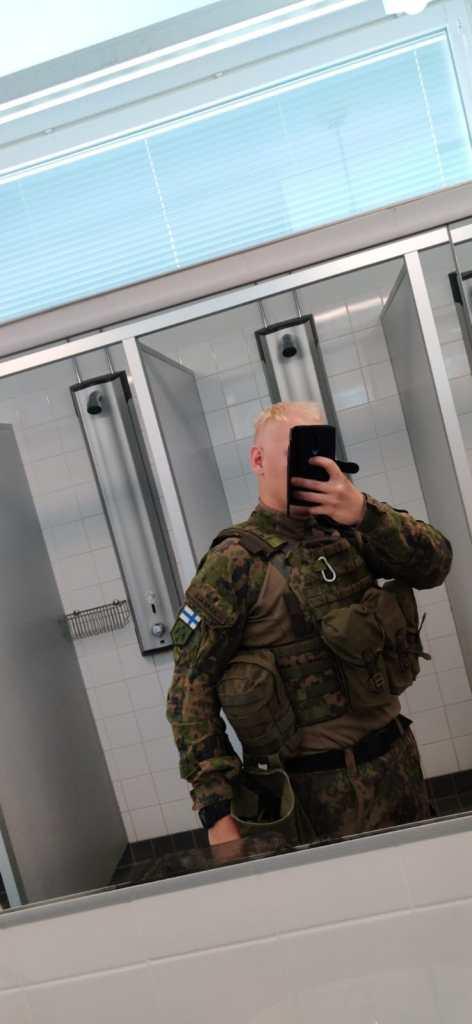 Armeija-aika käy vähiin