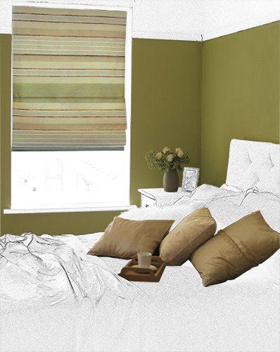 Faux Silk Lustre Opaline room