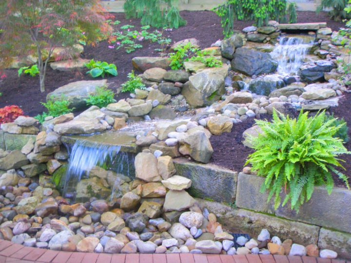 Serenity Scapes Water Feature