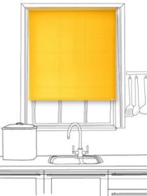Habitat Canary Roller Blind