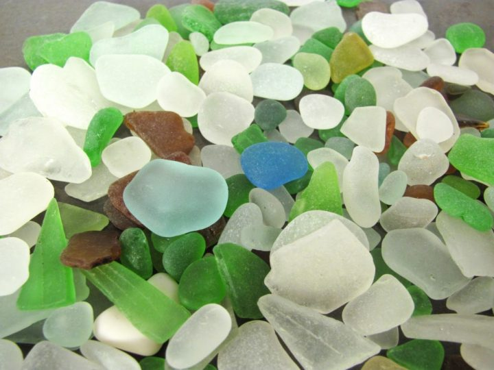 sea glass project 1