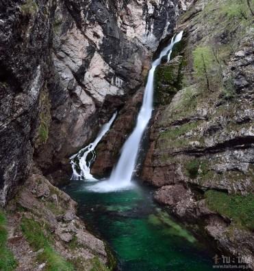 Wodospad SAWICA