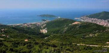Czarnogóra - krajobraz