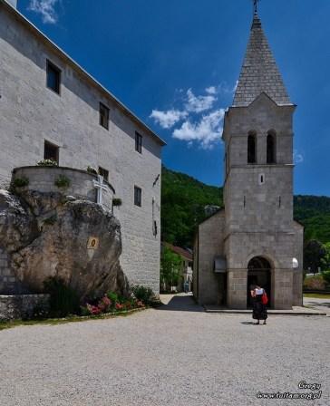 Czarnogóra Ostrog, Montenegro