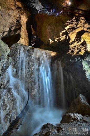 LAMPRECHT - wodospad