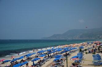 ALANYA - plaża Kleopatry