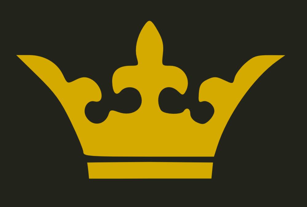 crown #1 svg