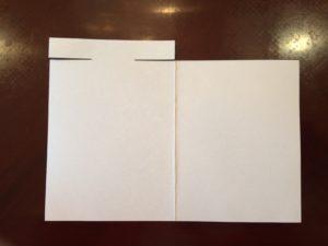 メッセージカード制作手順3