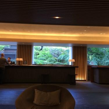 品川さくらタワー東京のフロント