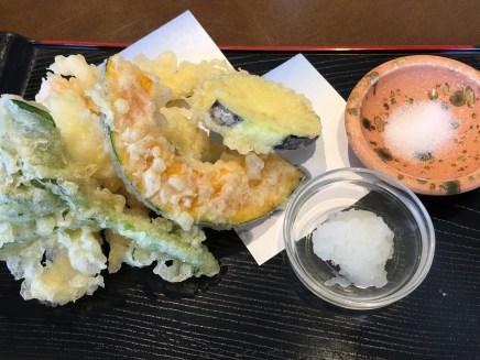 糸島の天ぷら