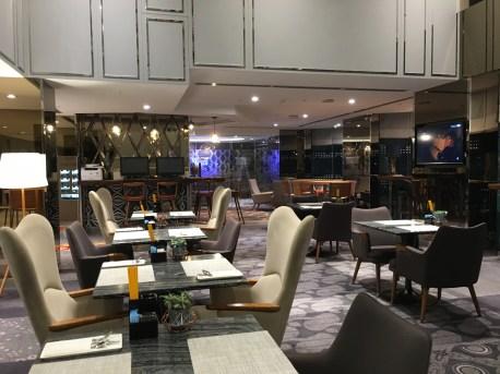 クアラルンプールのホテルのクラブラウンジ