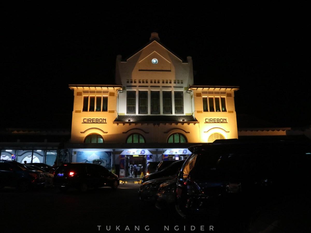Tukang Ngider ke Cirebon