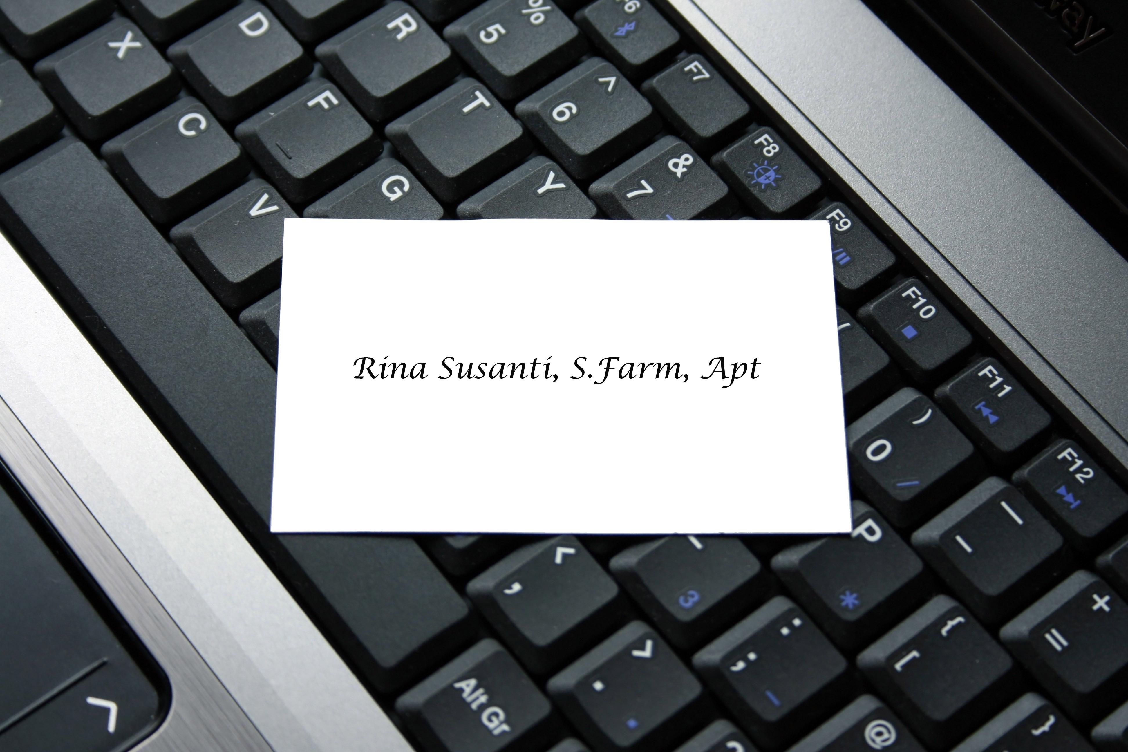 name-card