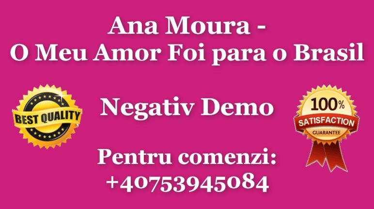 O Meu Amor Foi para o Brasil – Ana Moura