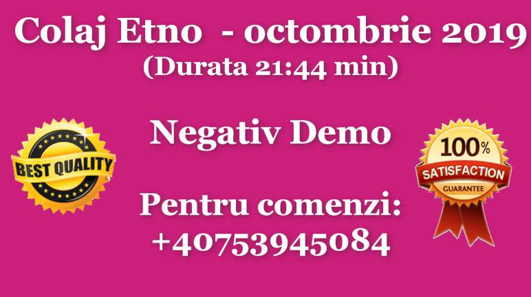 Colaj Etno – octombrie 2019