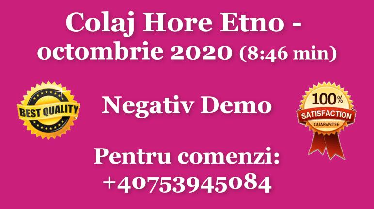 Colaj Hore Etno – octombrie 2020