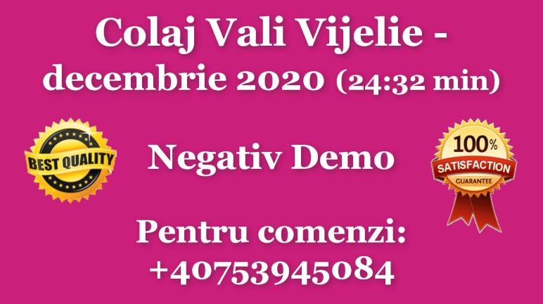 Colaj Vali Vijelie – decembrie 2020 – Negativ Karaoke Demo