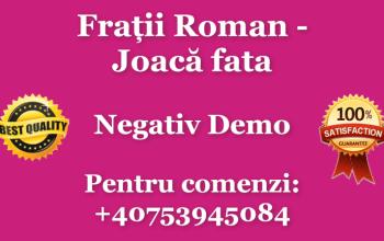 Fratii Roman Joaca fata