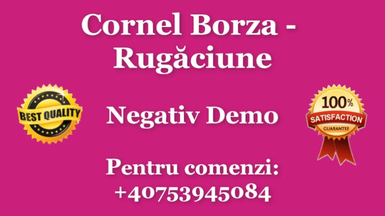 Cornel Borza Rugaciune