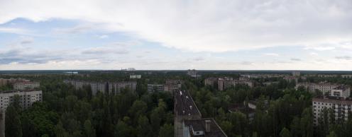 Panorama Prypjat