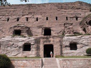 Yungang Höhlen