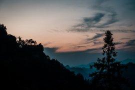 random sunset II