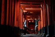 Fushimi Inari Selfie