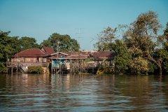 Hochwasser in Ayutthaya