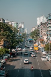 Streets of Rangoon I