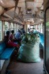 Circular Train leer