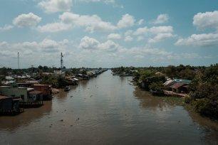 Random Mekong Delta