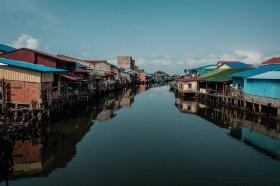 Kambodschanisches Wohnen