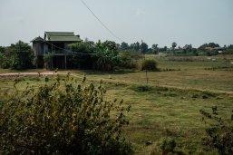 letzte Khmer-Landschaft