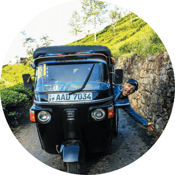 Only the best tuktuks