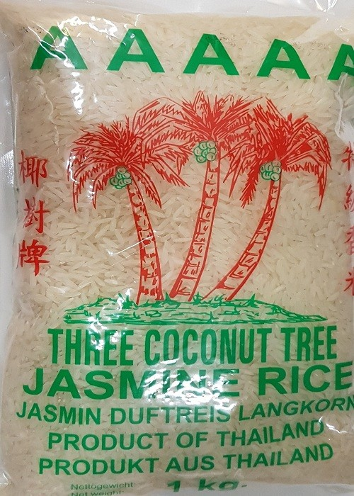 Three Coconut Tree Jasmine Rice