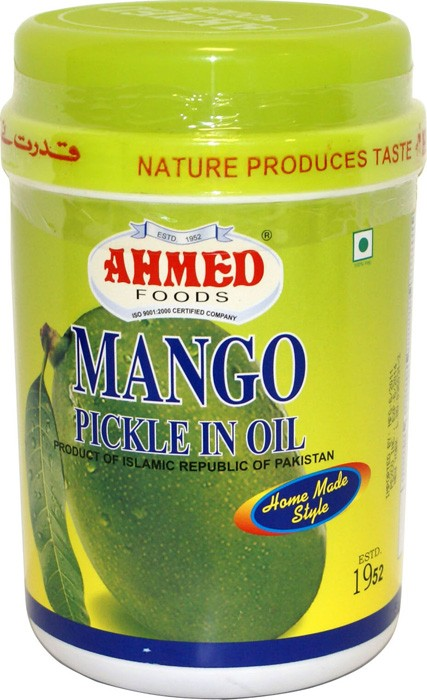 Ahmed Mango Pickle Achar, Tukwila Online Market in Germany