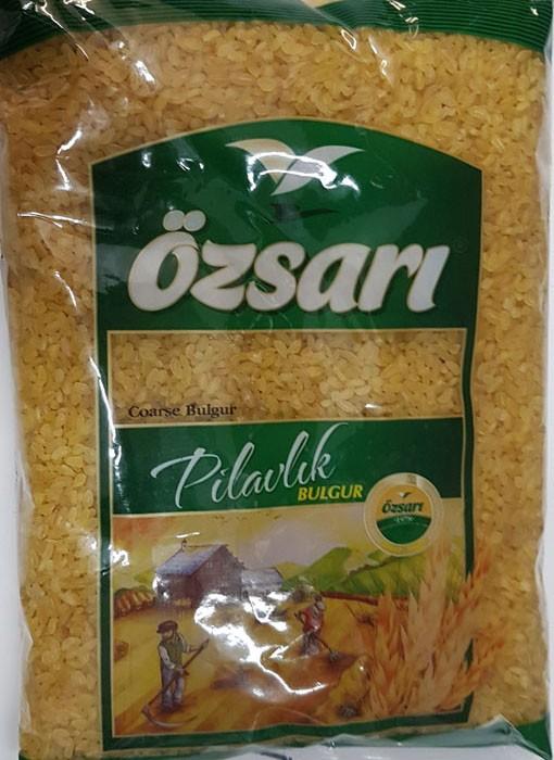 OZARI Burgul-Pilavlik, Craked Wheat, 1000g