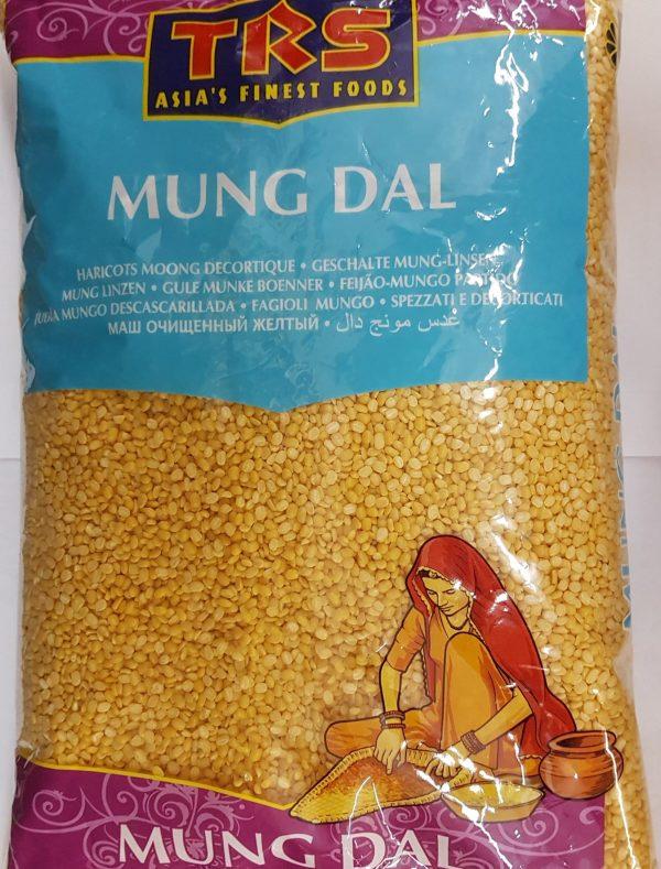 Mung Linsen, 2 Kg