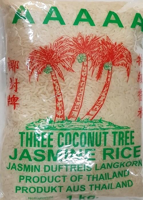 Three Coconut Basmati Rice