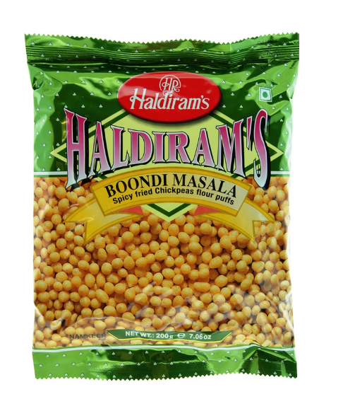 Haldiram boondi masala_Tukwila ZaZu Online grocrery Store in Germany