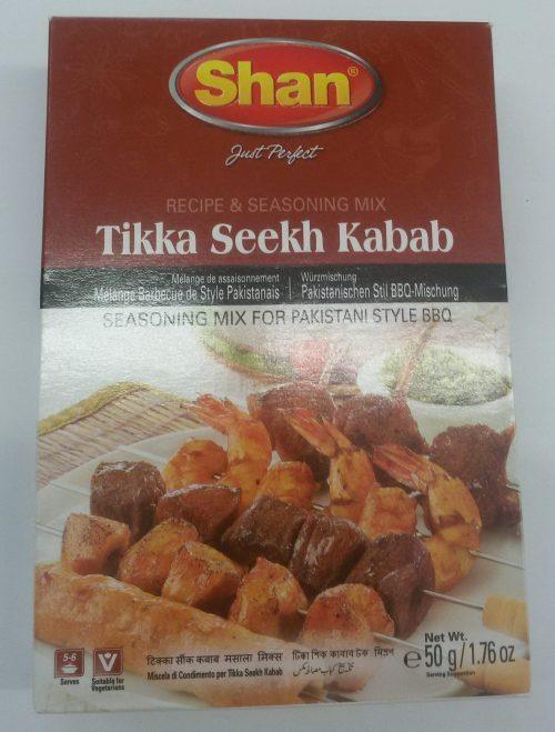 Shan Tikka Seekh Kabap-Tukwila Online grocery strore