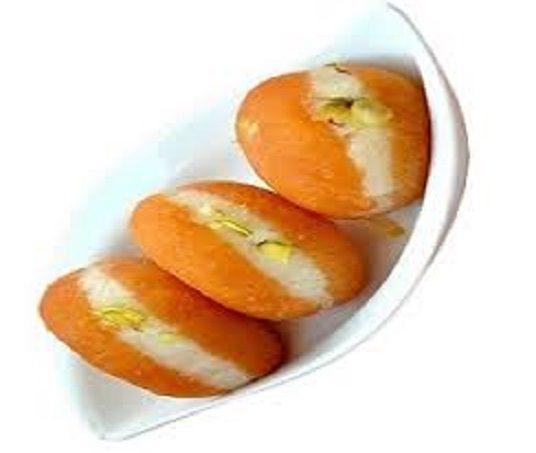 Chamcham, Desi fresh sweet, Indische Süßigkeiten, Tukwila-ZaZu Online Grocery Store in Germany