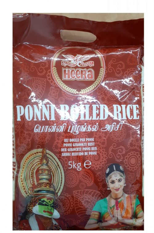 South Indian Ponny Rice, ponni reis