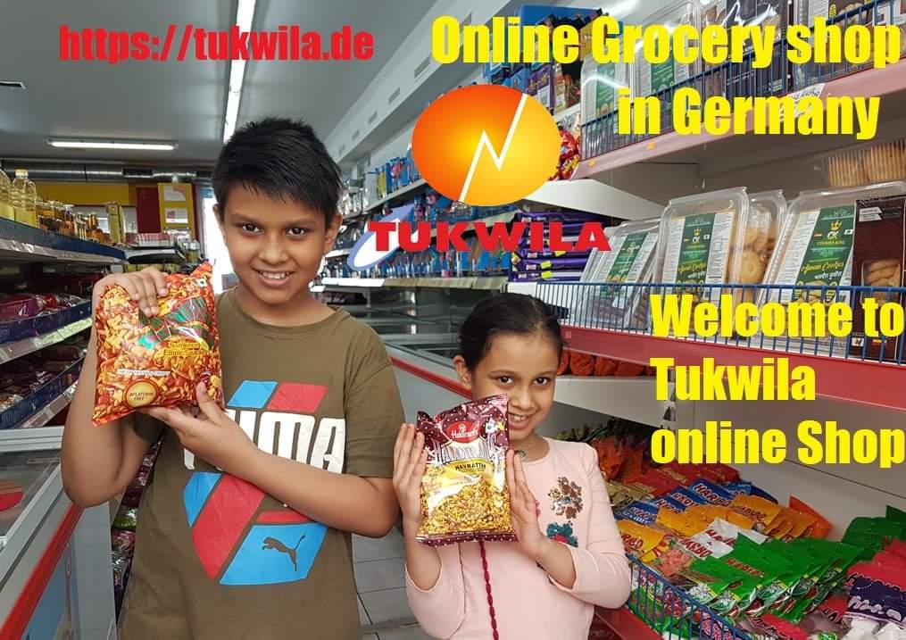 Online Grocery Shop In Germany-Tukwila Market