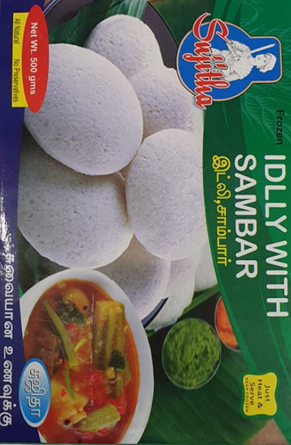 Idly with Sambar_Tukwila online market Germany